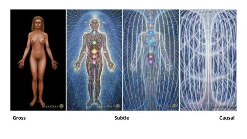 A Brilliant Matrix-States-Alex Grey